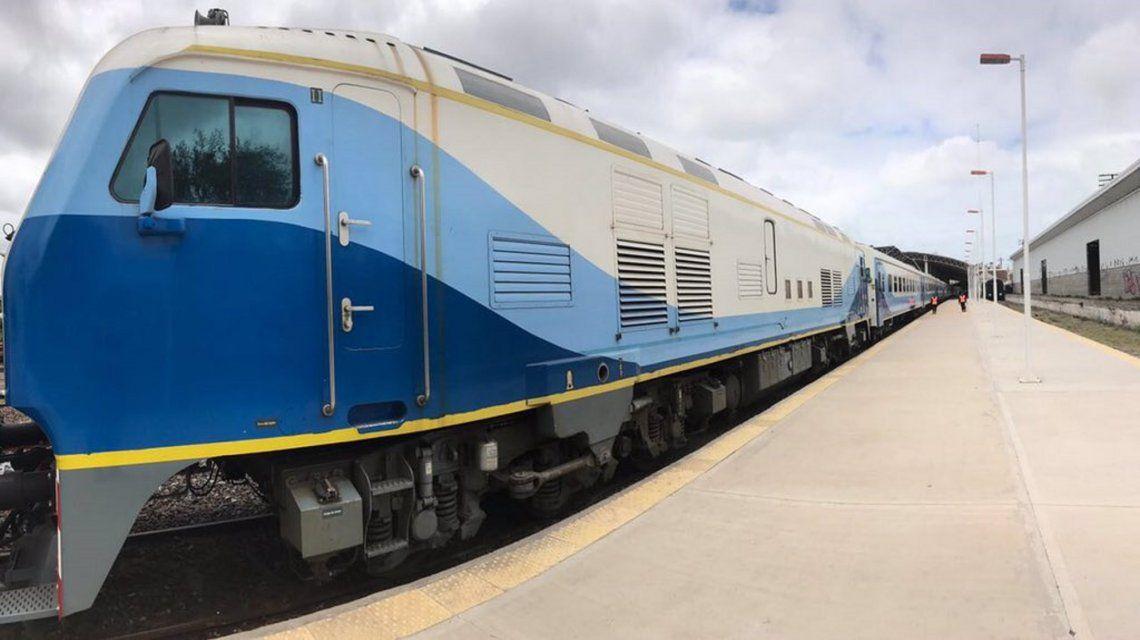 Ofrecen descuentos de hasta el 30% en pasajes de tren de larga distancia