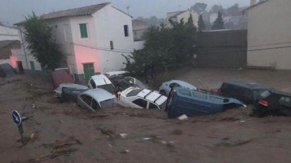 Al menos 6 muertos y 9 desaparecidos por las tormentas en Mallorca