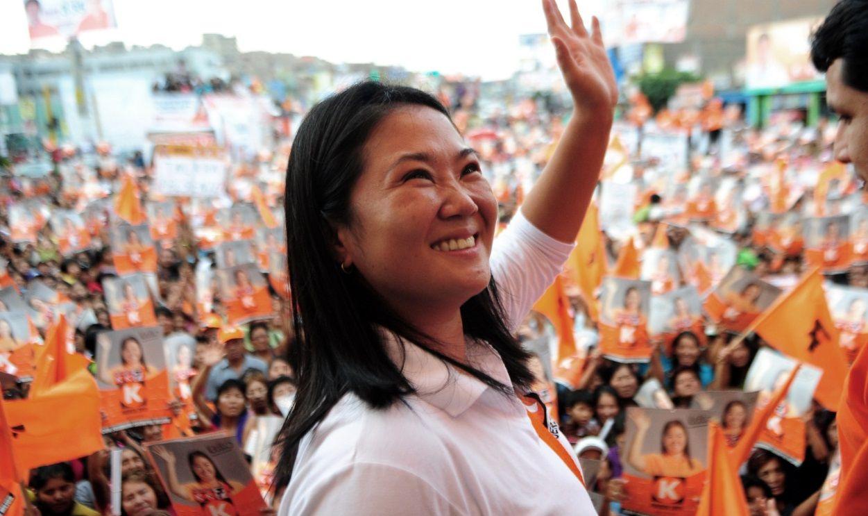Detienen a Keiko Fujimori por lavado de dinero durante su campaña presidencial