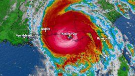 Michael ya es una tormenta tropical categoría 4 con vientos de 225 kilómetros por hora