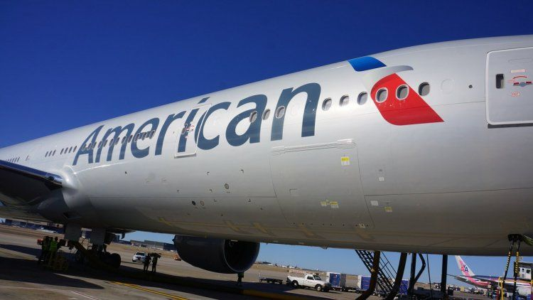 El hecho ocurrió en un vuelo de American Airlines