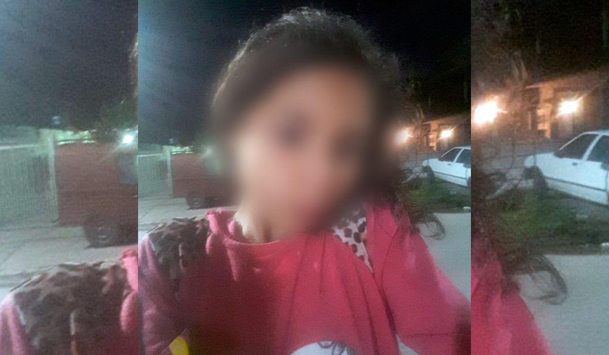 Apareció Naiara, la nena de 9 años que estaba desaparecida en Wilde