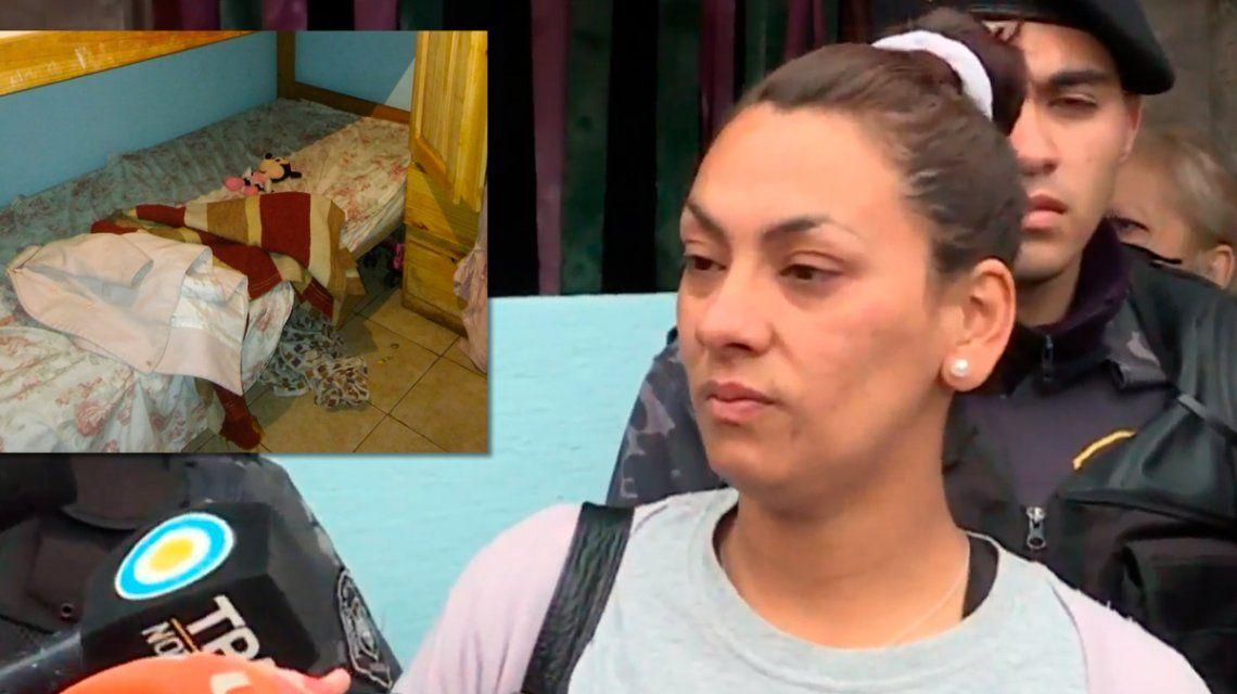Habló la tía de Naiara, la nena que estaba desaparecida: No estaba debajo de la cama