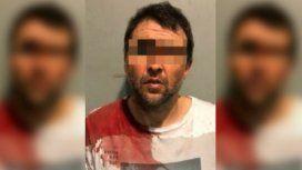 Un hombre fue detenido por golpear brutalmente a su novia.