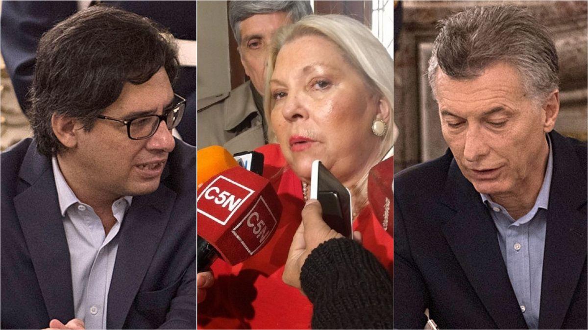 Pedido de juicio político, broma y la reacción del Gabinete: el nuevo round entre Carrió, Macri y Garavano