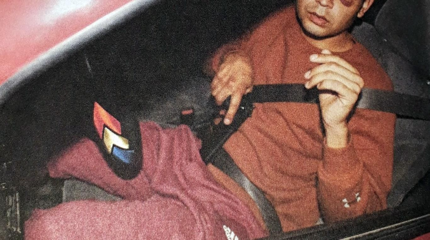 Excarcelaron al prefecto que mató a un hombre en la Autopista Illia