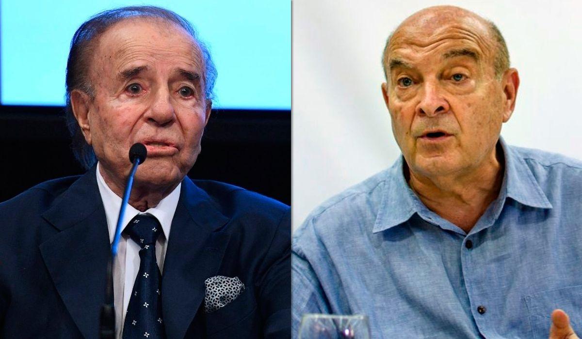 Ratificaron las condenas de Menem y Cavallo en la causa de los sobresueldos