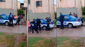 Familiares de un detenido hirieron a policías durante un operativo en Córdoba