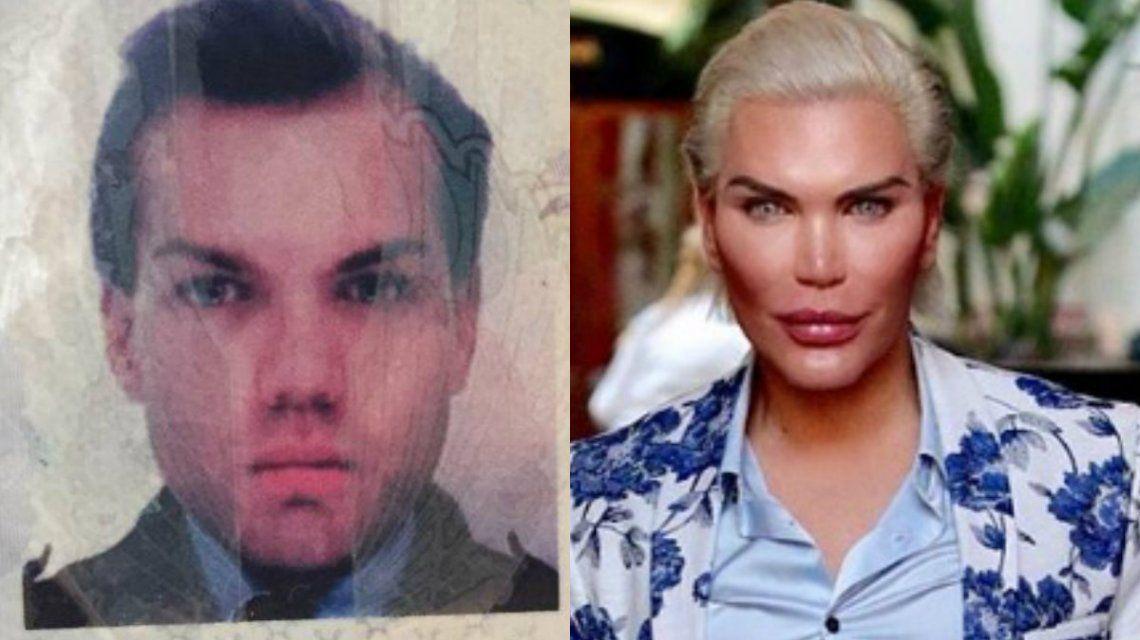 El Ken Humano cambió mucho a través de los años