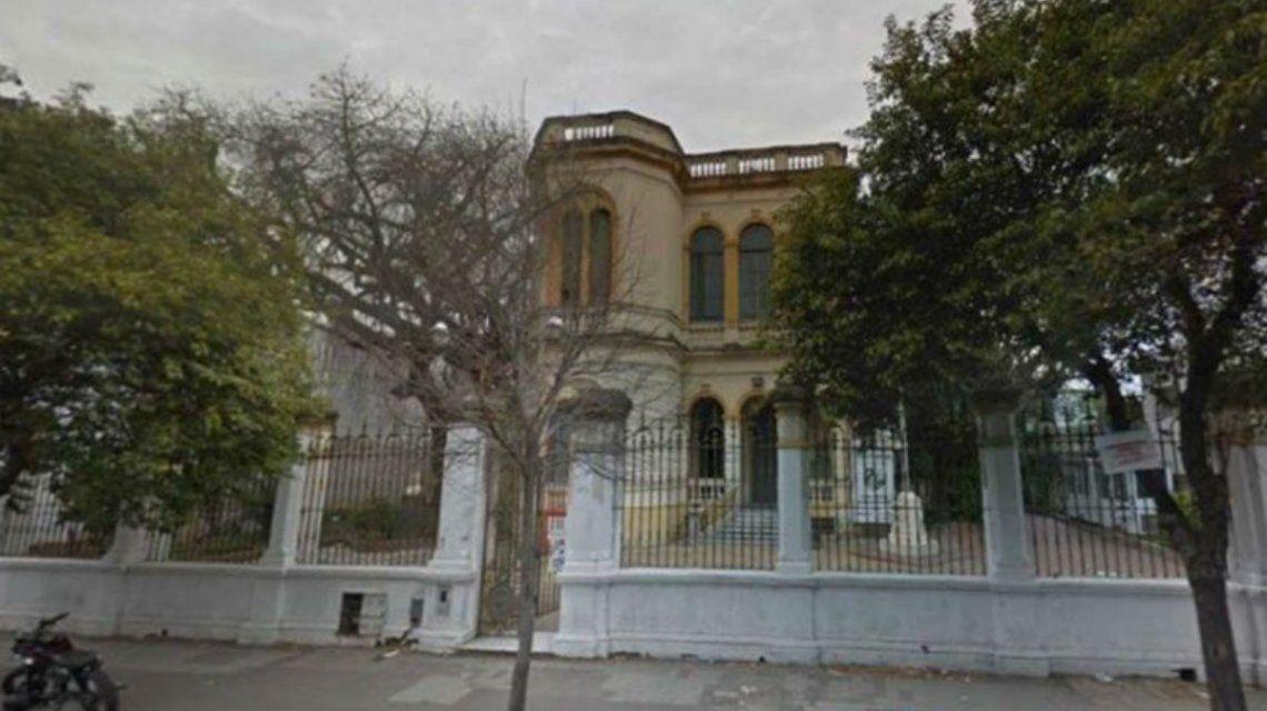 Esta es la escuela para adultos de Rosario