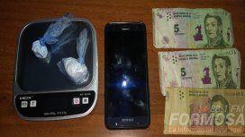 Vendía droga a través de Facebook (88.1 Formosa)