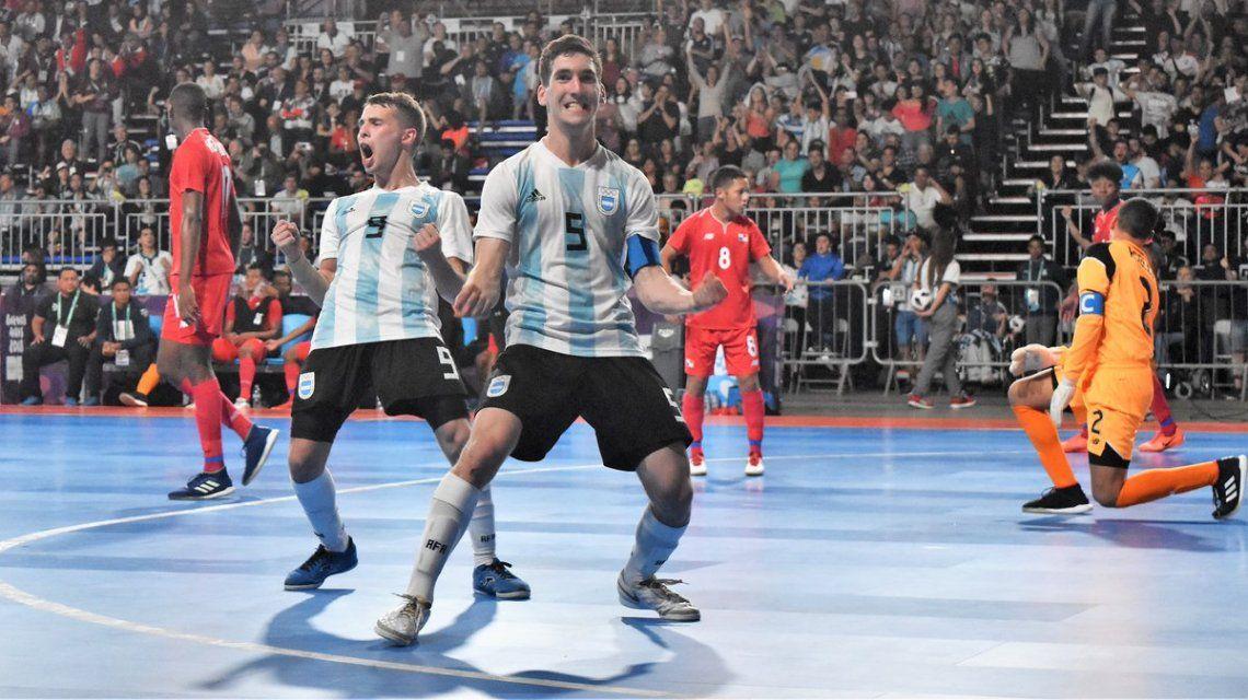 Selección Argentina de futsal - Crédito: @Argentina
