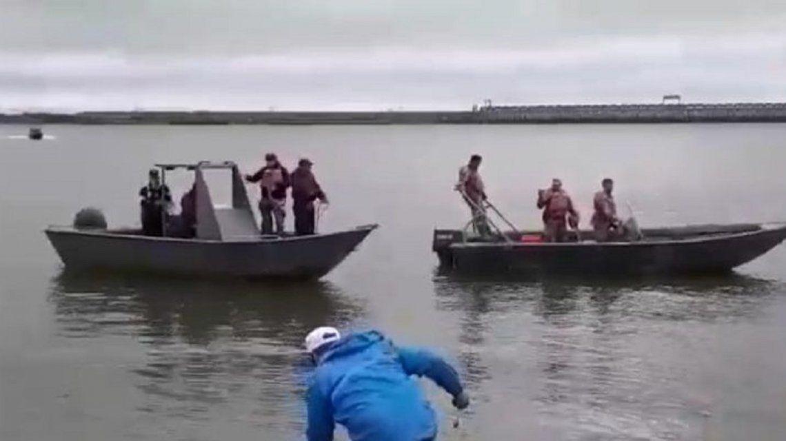 Corrientes: militares paraguayos suspendieron un torneo de pesca