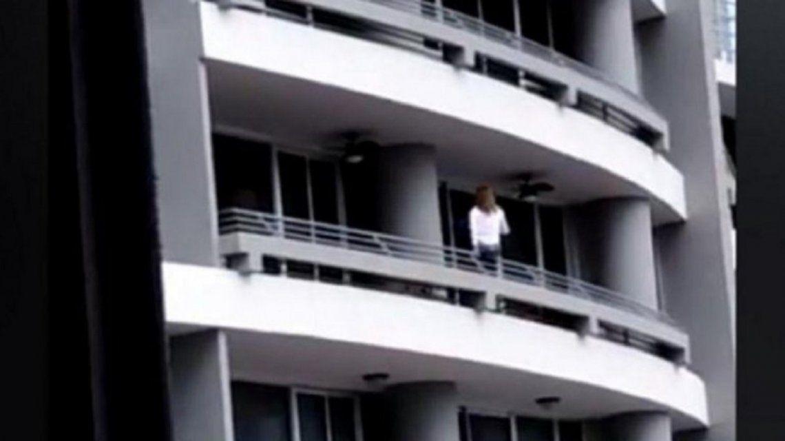 Panamá: una turista quiso sacarse una selfie en un balcón y cayó desde un piso 27