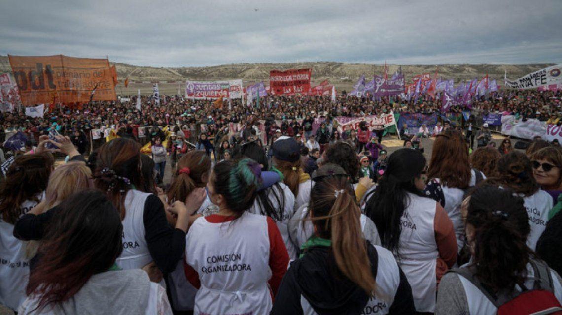 Encuentro Nacional de Mujeres en Trelew: denuncian robos y agresiones