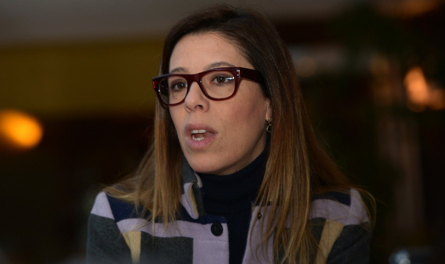 Laura Alonso fue denunciada por corrupción