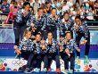 Las Leoncitas se quedaron con la medalla de oro.