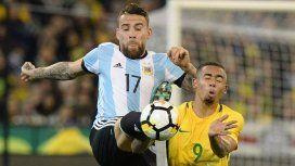 Nicolás Otamendi volvió a la Selección y será de la partida
