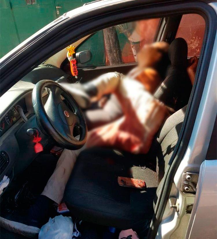 Encontraron a una policía trans y una mujer baleadas en un auto: sospechan de una tercera persona