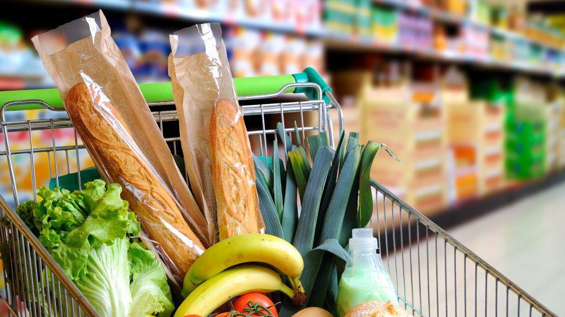 Los alimentos se encarecieron un 11,62% en septiembre, la suba más alta en una década