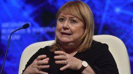 Susana Malcorra, ex ministra de Relaciones Exteriores y Culto