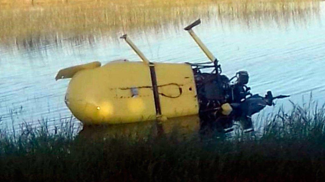 Volvían del Encuentro Nacional de Mujeres y salvaron a una familia que cayó con un helicóptero