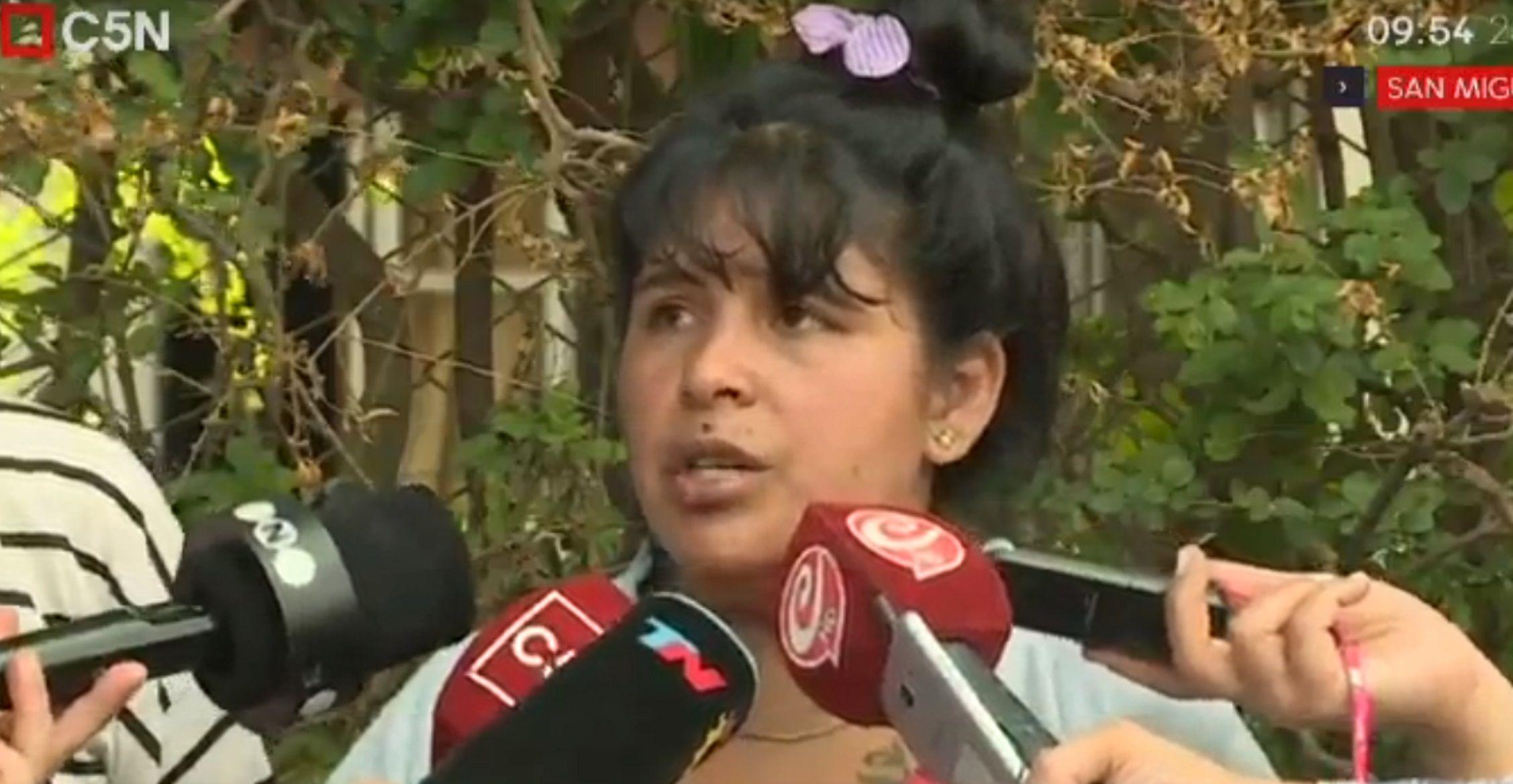 La mamá de Sheila culpó a su ex por la desaparición de la nena: Él se la llevó