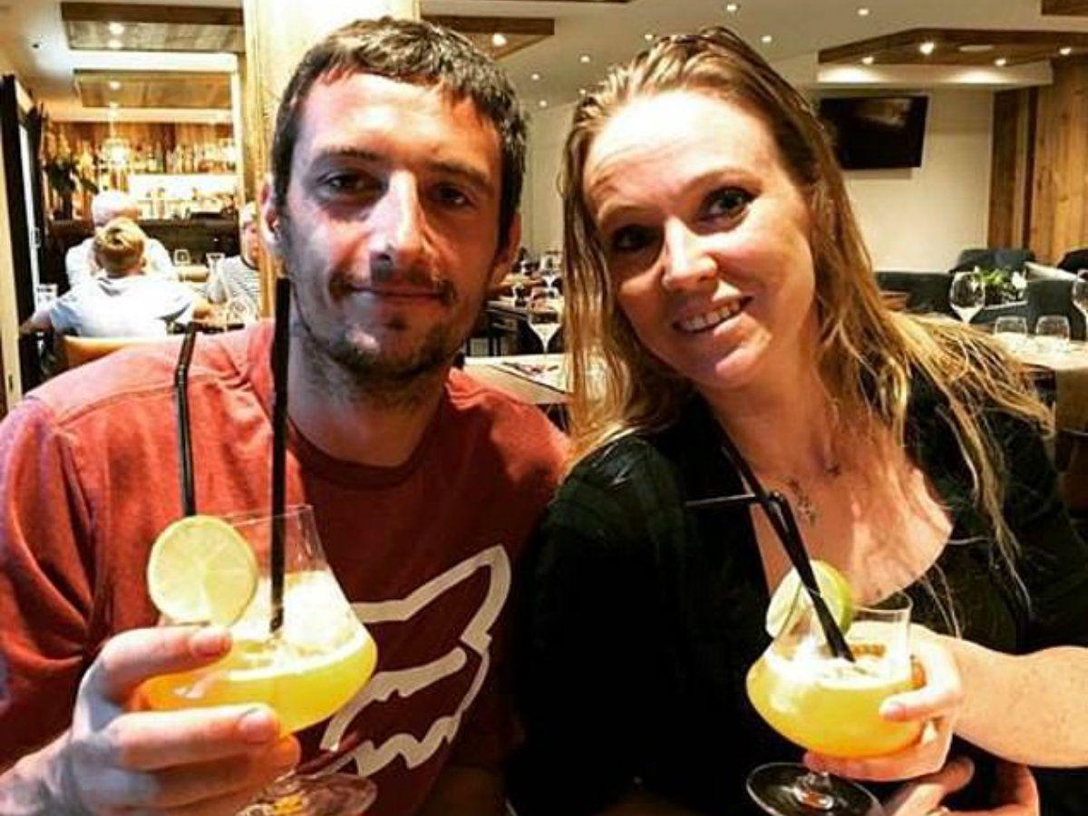Jo Watts fue pareja de Sutton durante nueve años y desmintió las acusaciones contra su novio