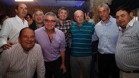 Máximo Kirchner participó del acto de los intendentes peronistas por el Día de la Lealtad