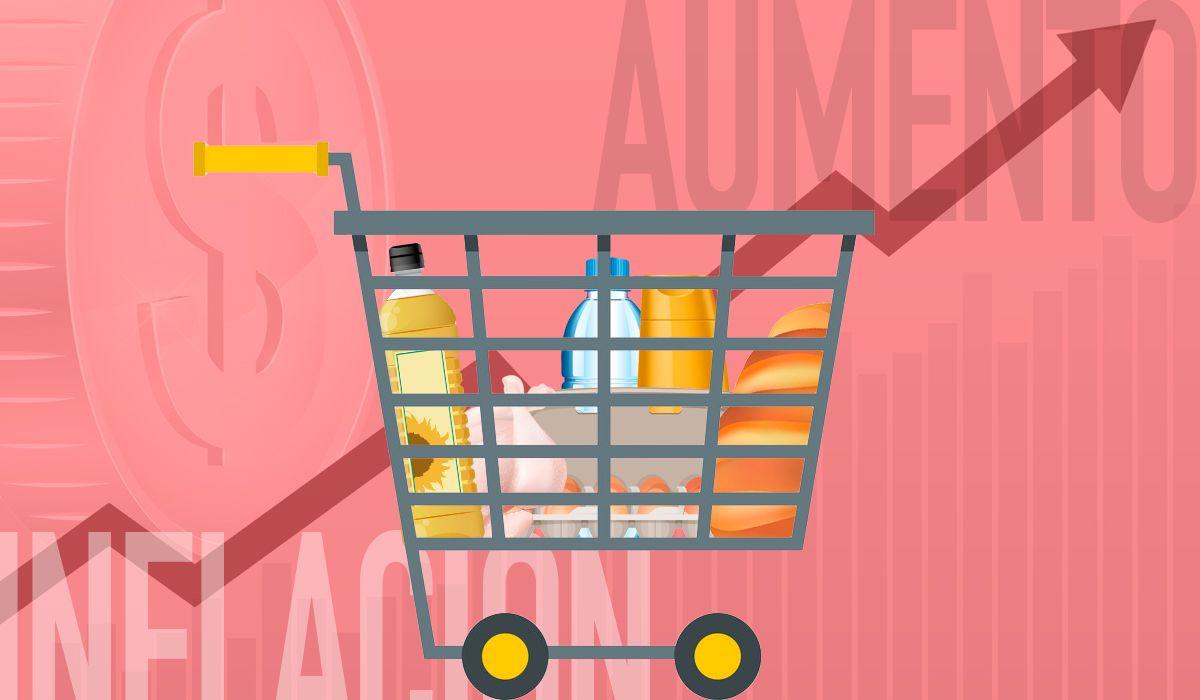 La inflación de agosto fue de 4% y acumula 30% en lo que va del año