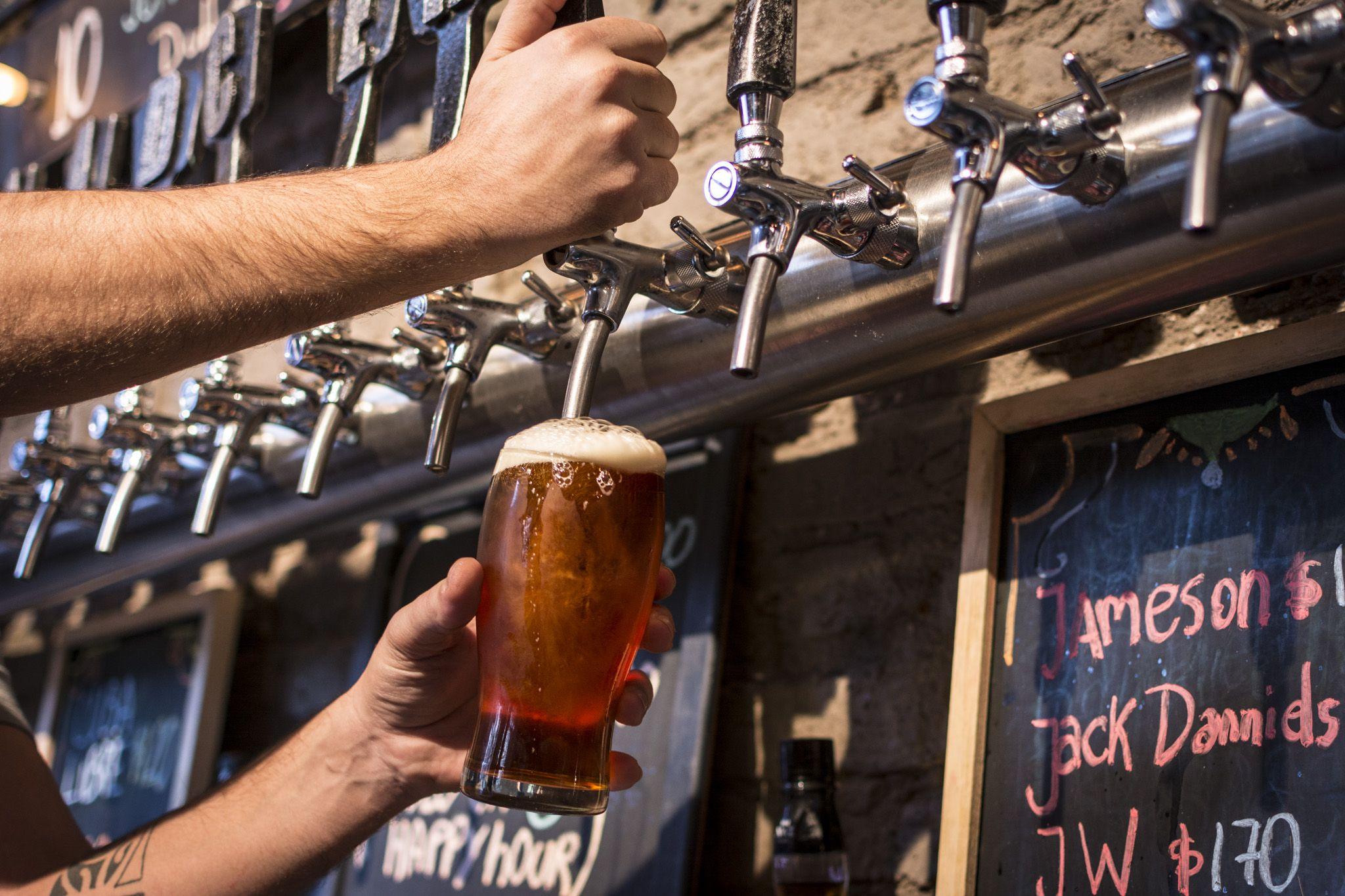 Los mitos relacionados a la cerveza: color