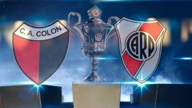 Colón vs. River por la Superliga: horario