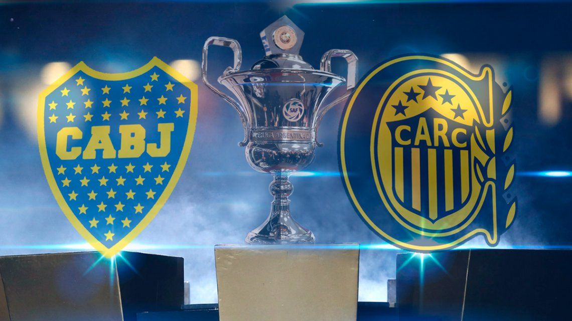 Boca vs Rosario Cetral: formaciones, horario y TV