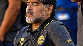 Diego Maradona - Crédito: Instagrammaradona