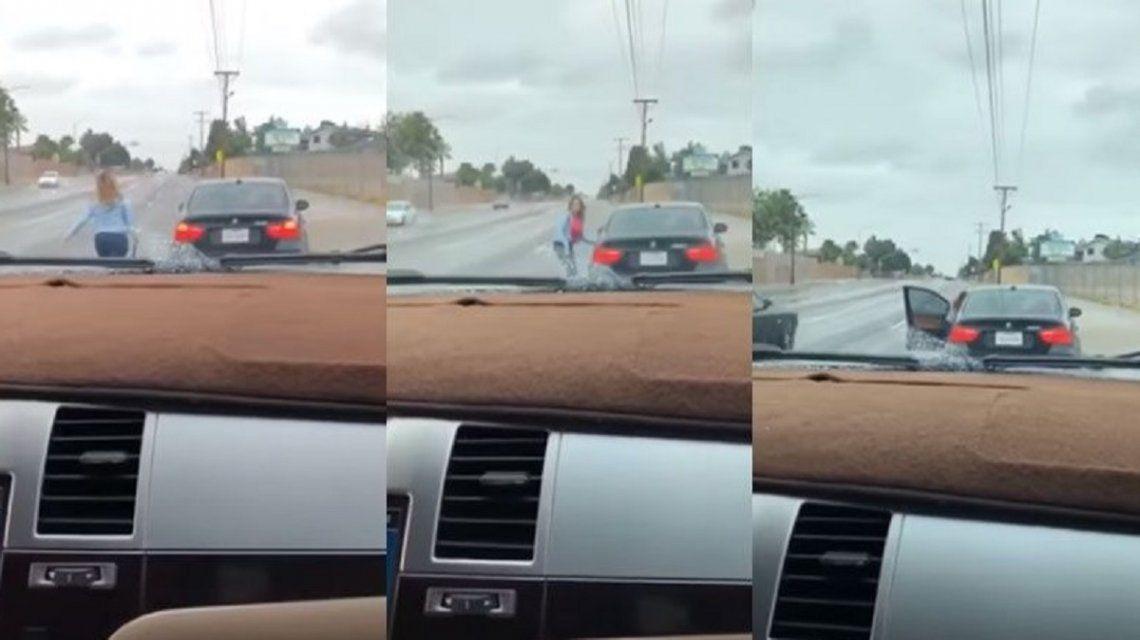 Le dio una paliza al hijo porque se llevó el auto