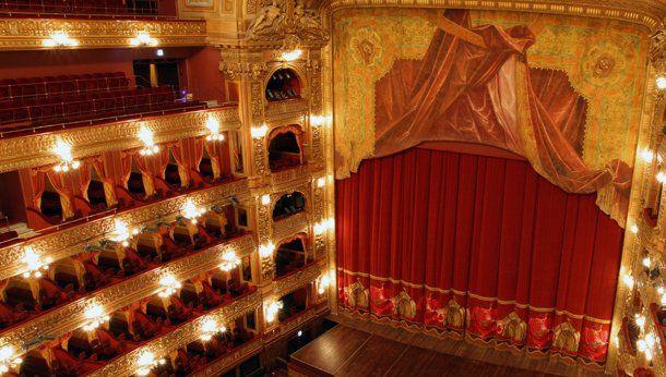 El Teatro Colón, orgullo nacional