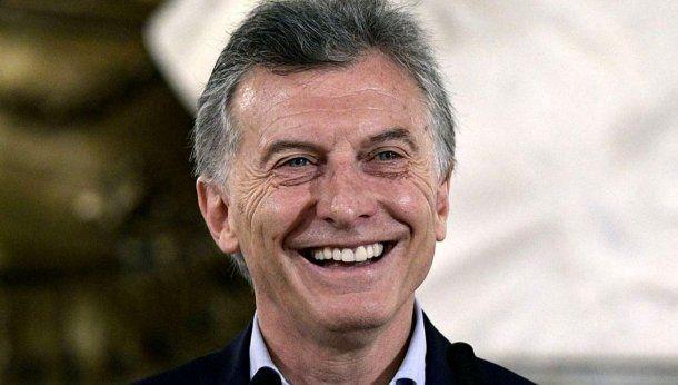 Mauricio Macri<br>