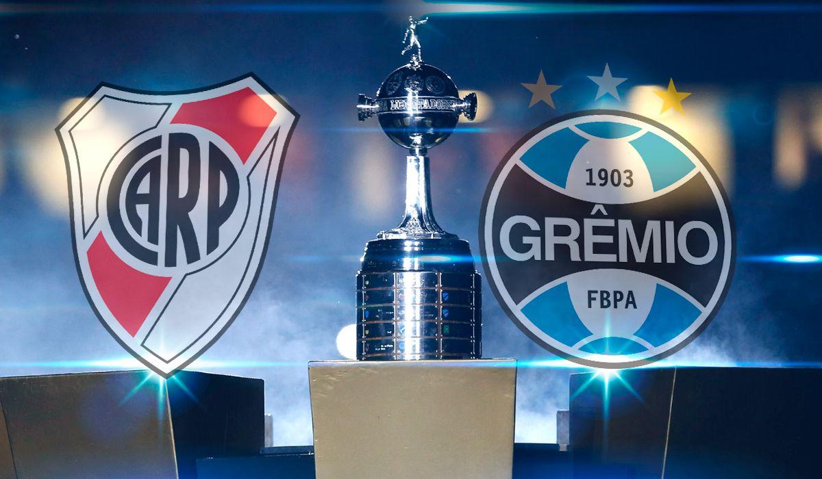 Copa Libertadores: River perdió con Gremio en el Monumental y se complicó en la semifinal