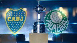 Boca buscará frente a Palmeiras dar el primer paso a la final de la Copa Libertadores