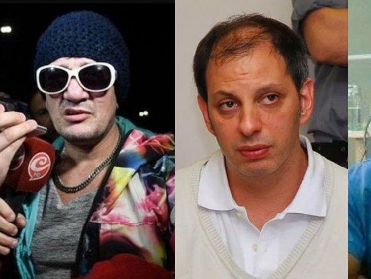 Cristian El Pity Álvarez, Eduardo Vázquez, ex baterista de Callejeros y el anestesista Gerardo Billiris
