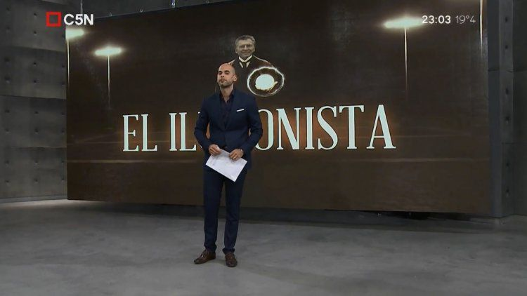 Julián Guarino comenzó su editorial recordando a René Lavand