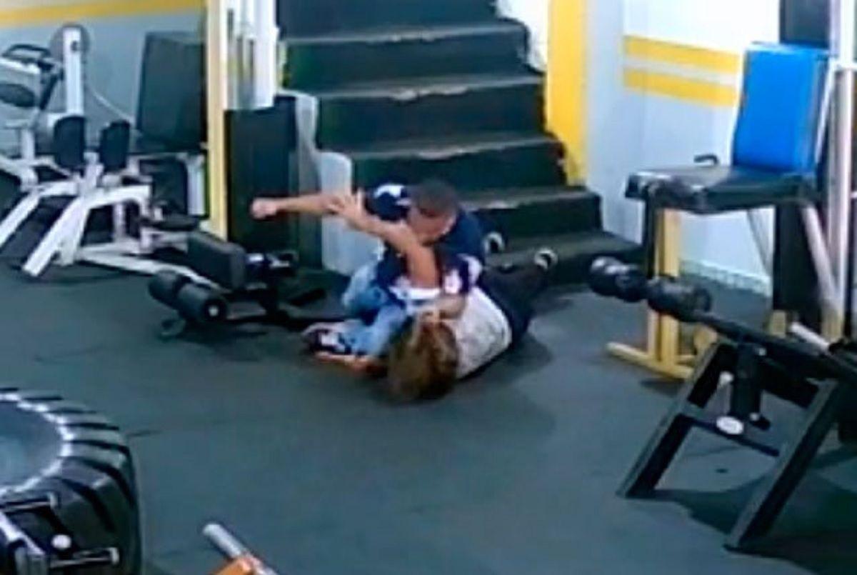 Colombia: un hombre le da una paliza a su ex porque no quiso volver con él