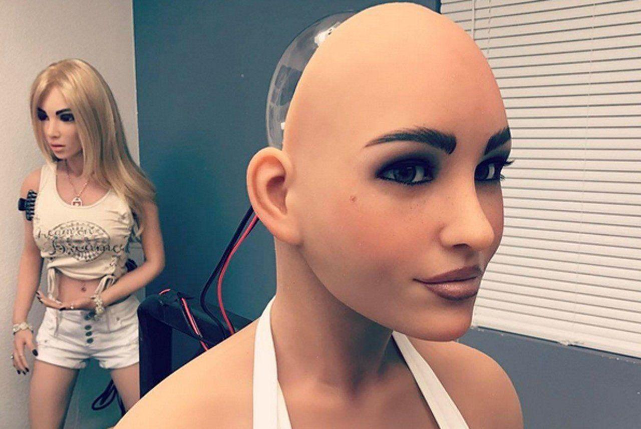 La robot sexual a la que le hicieron cuenta en Tinder