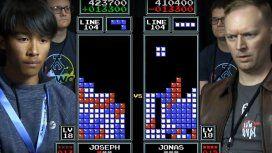 El increíble relato de una final de Tetris