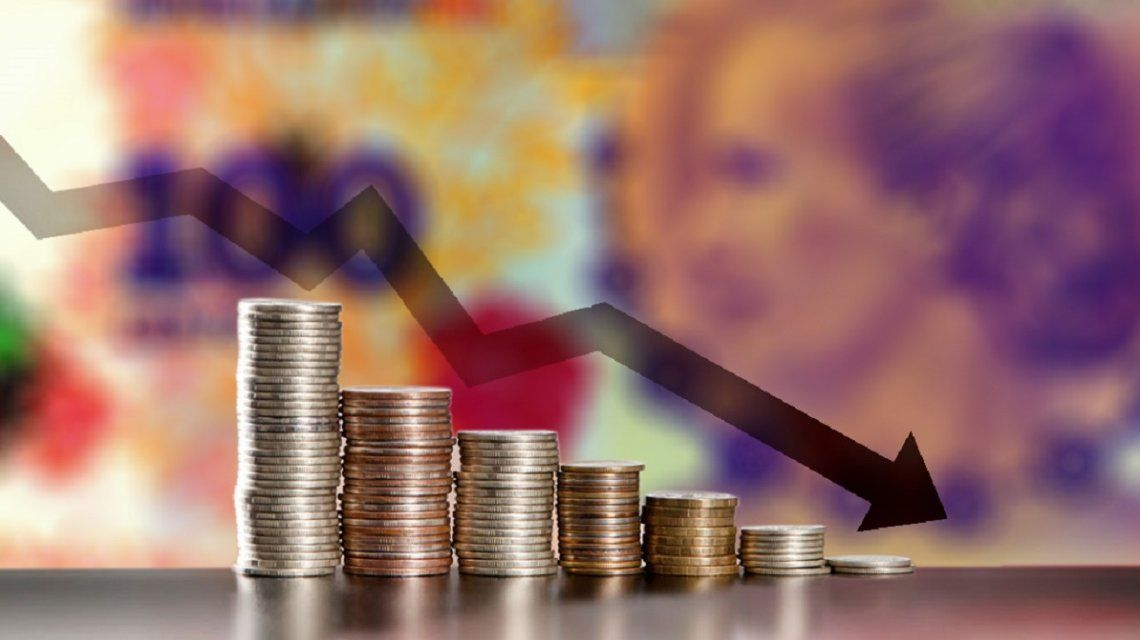 El poder adquisitivo del salario en caída libre