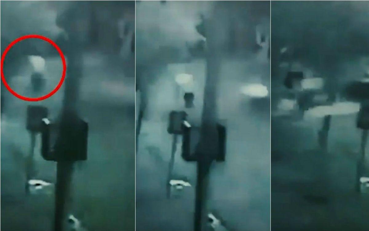 Ensenada: lo chocó, el conductor se dio a la fuga y ahora pelea por su vida