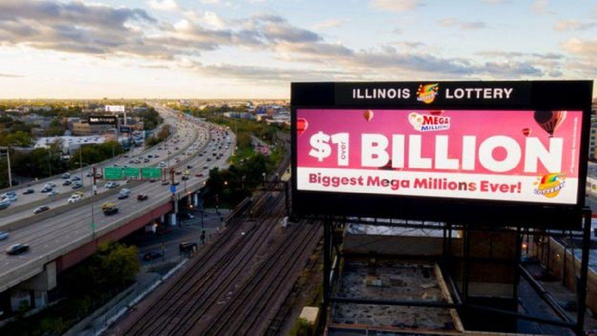 Mega Millions: una boleta ganó el pozo acumulado de US$1.600 millones