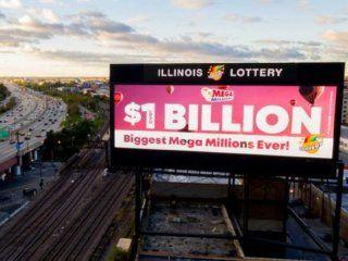 mega millions: una boleta gano el pozo acumulado de us$1.600 millones