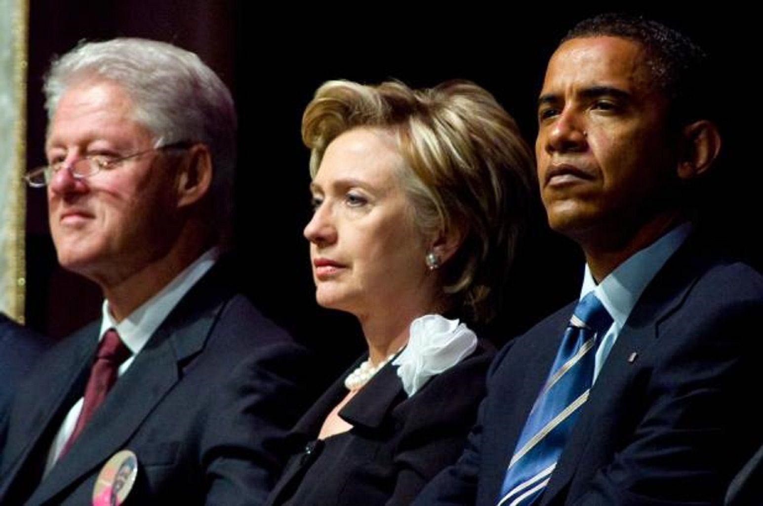 Amenaza en Estados Unidos: encontraron una bomba en paquetes enviados a los Clinton y a Obama