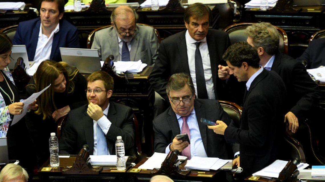 En medio de un clima de extrema tensión Diputados retomó el debate por el Presupuesto